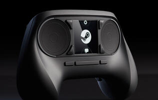 New Steam Controller from Valve