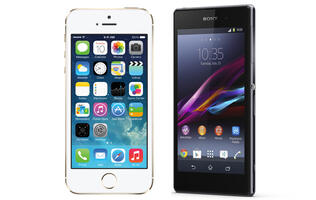 Cameras Compared: The Apple iPhone 5S vs. the Sony Xperia Z1 (Updated)