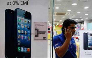 Apple Seeks to Grow Presence in India