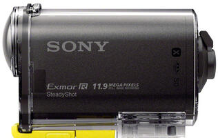 Sony Releases Action Cam HDR-AS30V