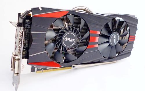 ASUS Radeon R9 280X DirectCU II TOP 3GB GDDR5 - Overclocking