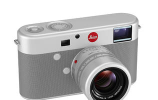 Special Edition Leica M (for Red) Designed by Jony Ive & Marc Newson Revealed