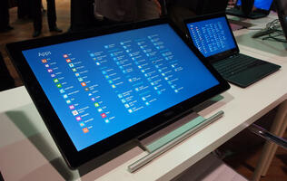 Hands on With The Dell XPS 11, and Introducing Dell Venue Tablets