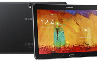 Samsung Galaxy Note 10.1 2014 Edition Announced With Note 3, Gear Smart Watch