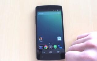 LG Nexus 5 Leaked in Hands-On Video