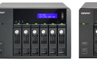 QNAP TS-x70 Tower Series Turbo NAS Provides Scale-Up Solutions