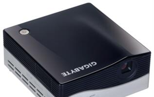 Gigabyte Extends Lineup of Mini PCs with Brix Projector