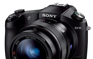 "Sony Introduces the RX10, a Large 1"" Sensor Camera with a 24-200mm f/2.8 Zoom Lens"
