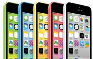 Apple iPhone 5C - Colorful Fruity Mobile