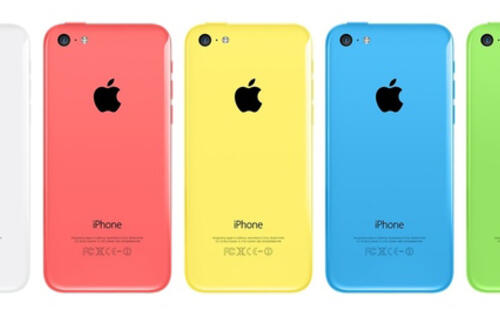 Apple Cuts iPhone 5C Production; Increases 5S