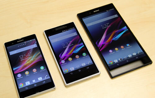 Sony Rolling Out Software Updates for Xperia Z1 and Xperia Z Ultra