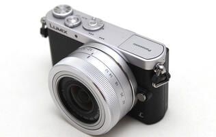 Hands-on with the Panasonic Lumix GM1, an Ultra Compact Mirrorless Camera
