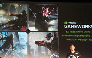 NVIDIA Announces its GameWorks Program