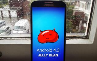 Samsung Rolling Out Android 4.3 Update for Galaxy S4