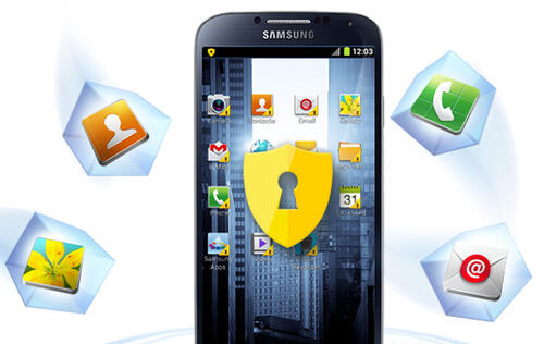 Samsung Working on Knox v2.0 for Mobile Devices