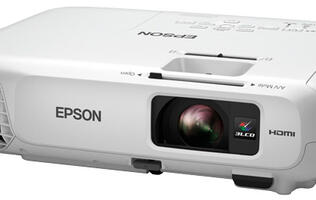Epson Launches New Entry-level Projector Range