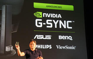 NVIDIA Announces G-Sync Technology