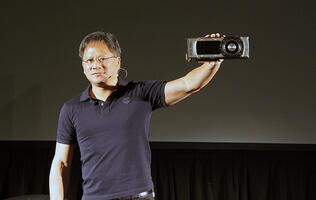 NVIDIA Teases a New Enthusiast-grade Graphics Card - GeForce GTX 780 Ti