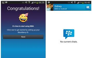 BBM Now Available for Download on Android and iPhone