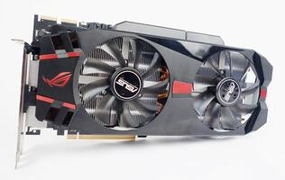 Reviewed: ASUS ROG Matrix R9 280X Platinum 3GB GDDR5