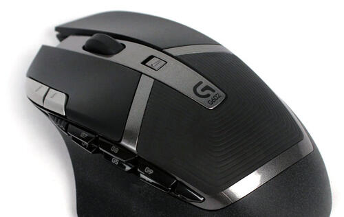 Logitech G602 Wireless Gaming Mouse - Lag Free Wireless