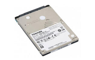 Toshiba Launches 7mm Small Form Factor 2.5-Inch HDD