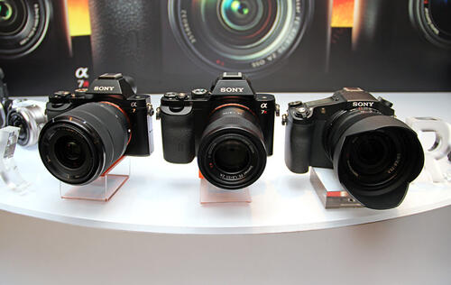 Hands-on with the Sony A7, A7R & RX10 (with SG Prices & Availability)