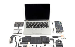 Teardowns Reveal that New MacBook Pros as Difficult to Repair as the Last