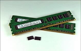 Samsung Announces DDR4 DRAM, Based on 30nm Fabrication Process