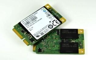 Samsung Unveils mSATA SSDs for Ultra-Thin Notebooks