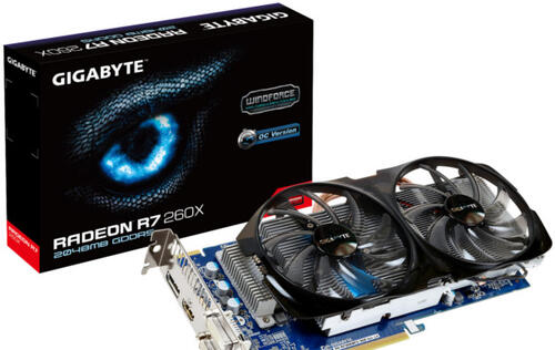 Gigabyte Unveils Radeon R7 Series Overclock Edition Graphics Cards