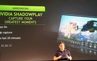 NVIDIA Rolls Out ShadowPlay Feature in Latest GeForce Experience Update