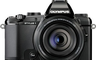 Olympus Announces Premium Superzoom, the Stylus 1