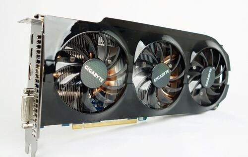 Gigabyte Radeon R9 280X Windforce 3X OC - The Windforce