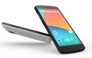 Google Announces LG Nexus 5 and Android 4.4 KitKat