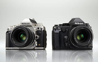 Nikon Announces the Df, a Retro-Inspired DSLR with a 16MP Full-Frame Sensor