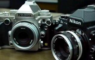 Hands-on with the Nikon Df - A Retro-inspired Full-frame DSLR