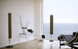 Bang & Olufsen Introduces their First Wireless Speakers
