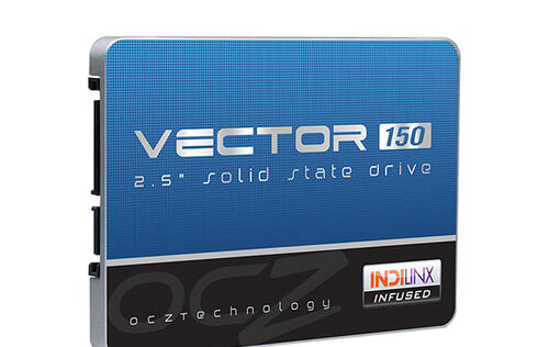 OCZ Releases Refreshed Vector 150 SSD Based on 19nm NAND Technology
