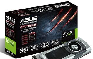 ASUS Announces Availability of GeForce GTX 780 Ti Graphics Card