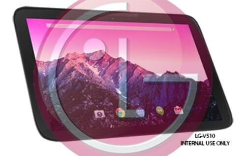 LG to Manufacture the Next Nexus 10?