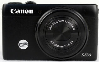 Canon PowerShot S120 review