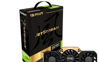Palit Launches NVIDIA GeForce GTX 780 Ti JetStream Graphics Card
