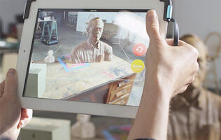 With the Structure Sensor, Your iPad Can Scan Anything into 3D