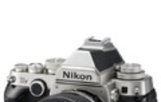 Nikon's Retro DSLR, the Df, On Sale Now in Singapore, Local Prices Announced