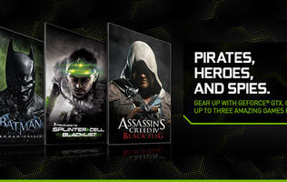 Celebrate This Holiday with an NVIDIA GeForce Bundle