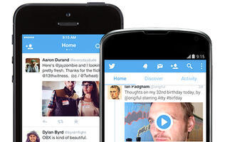 Twitter Streamlines Messaging, Introduces Photos to DMs and Swiping Between Timelines