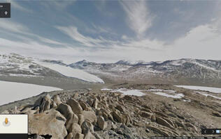 Google Street View Invites You to 10 of the World's Most Remote and Captivating Locations