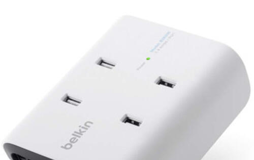 Belkin Debut Industry's First 2.4A Full Rate USB Chargers