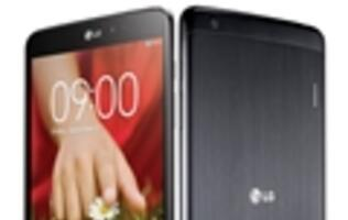 LG G Tablet 8.3 Available Now in Singapore